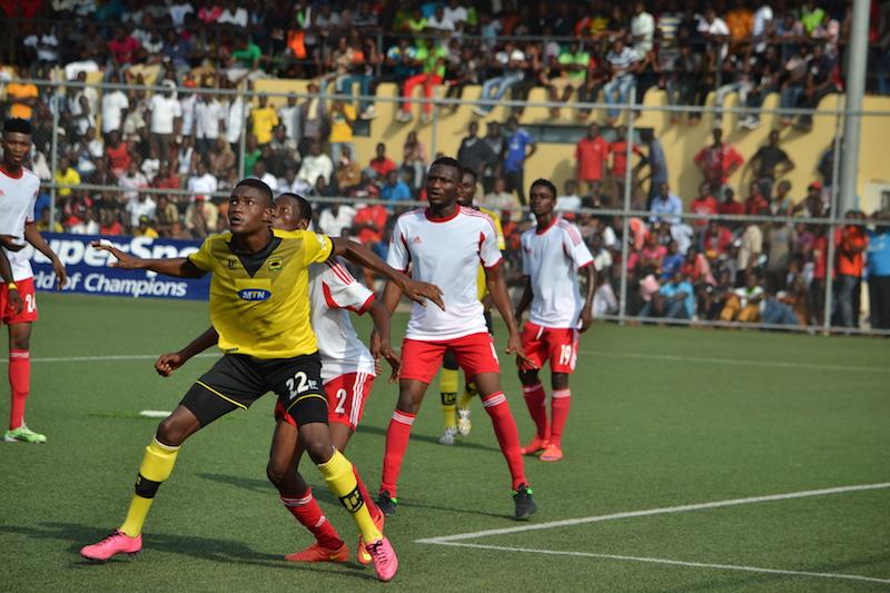 WAFA SC  against Asante Kotoko