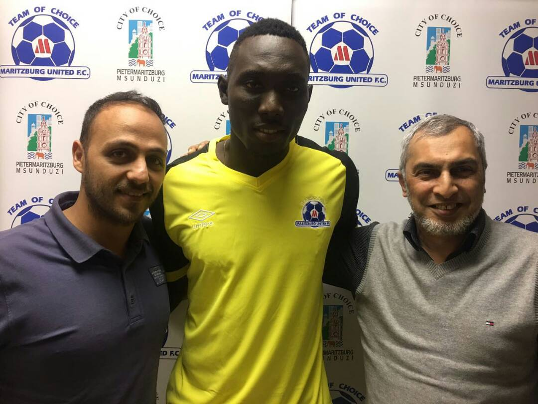 I Am One Of The Best Goalkeepers In The PSL - Richard Ofori