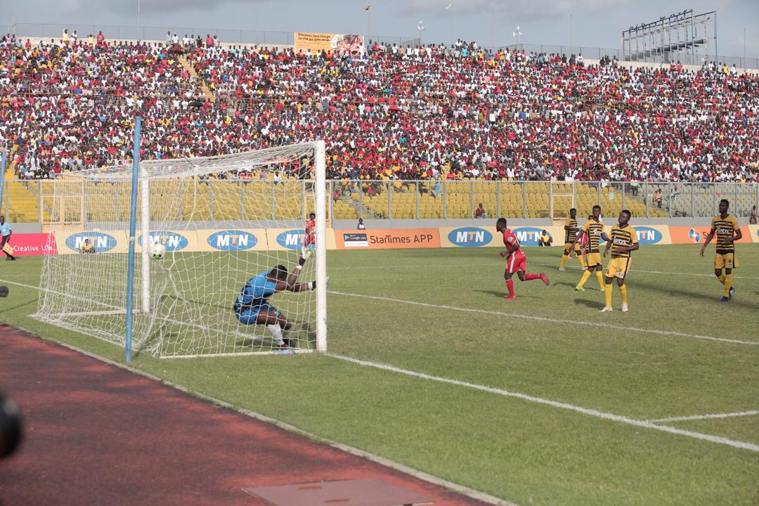 MTN Otumfuo Cup: Asante Kotoko beat ASEC Mimosas to lift trophy