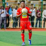 Justice Blay woo Kotoko fans over after masterful home debut in win over Kano Pillars in CAF Champions League