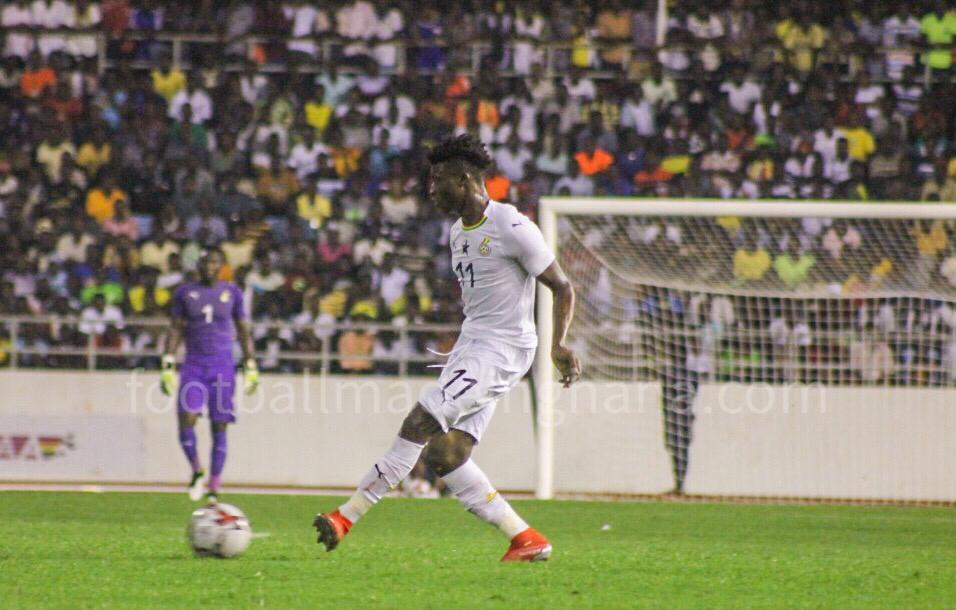 Former Ghana star Laryea Kingston praises 'phenomenal' Black Stars newboy Kudus Mohammed