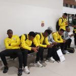 2021 AFCON Qualifiers: South Africa arrive in Cape Coast ahead of Ghana clash