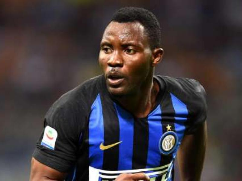 Kwadwo Asamoah misses Inter Milan's comeback win over Hellas Verona in Serie A