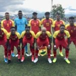 2021 AFCON Qualifiers: Sao Tomé 0-1 Ghana - Player Ratings