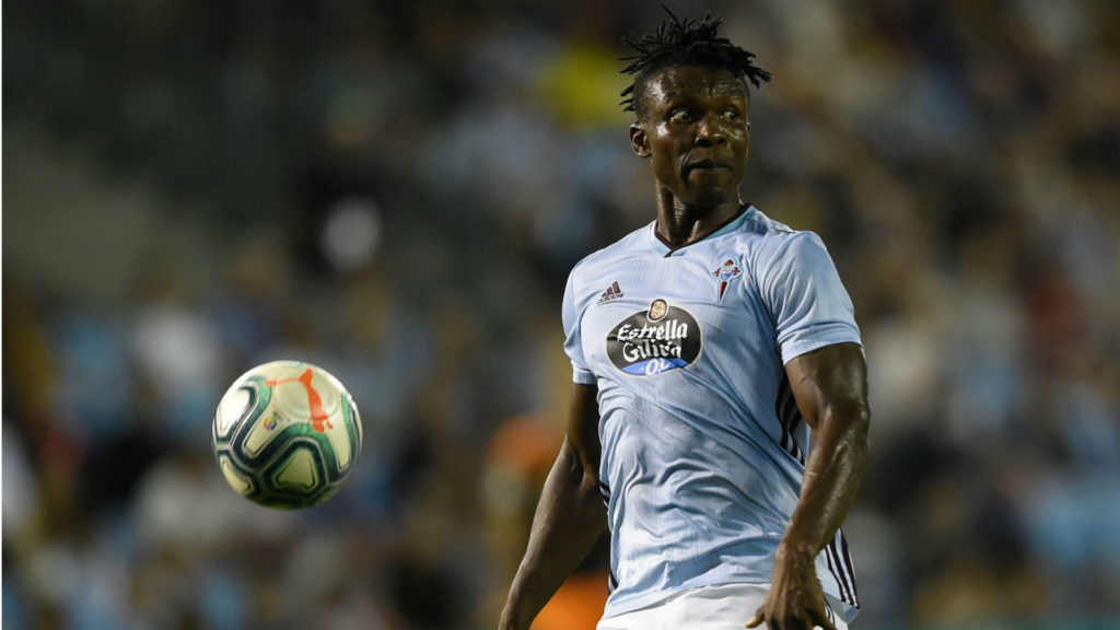 Joseph Aidoo gives away penalty as Celta Vigo suffer defeat against Barcelona
