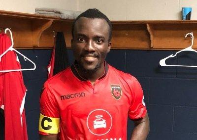 Video: Ghana winger Solomon Asante named 2019 American USL Player of the Season