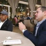 Libyan Foreign Minister holds discussions with CAF President Ahmad Ahmad over stadium ban