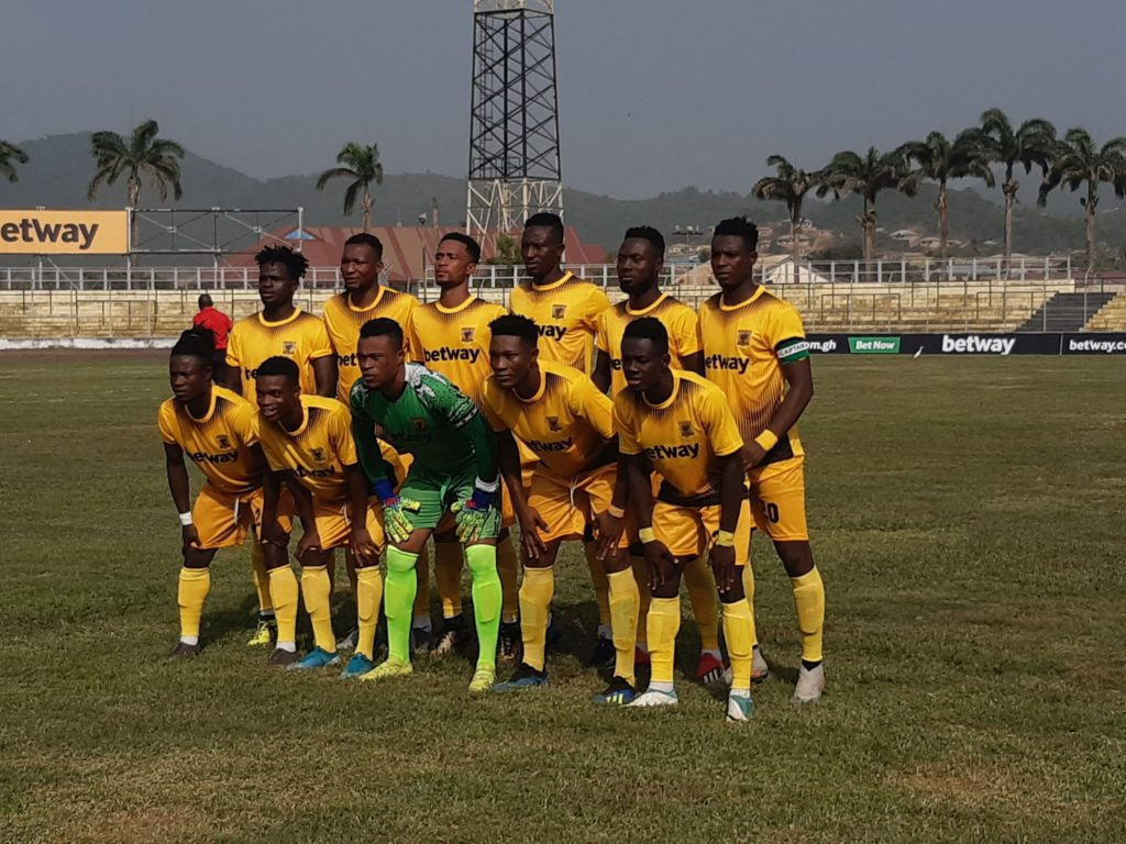 2019/20 Ghana Premier League: Week 1 Match Report: AshantiGold SC 3-0 Great Olympics