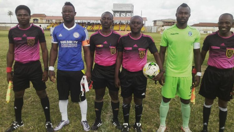 Match Officials for DOL Week 11 games