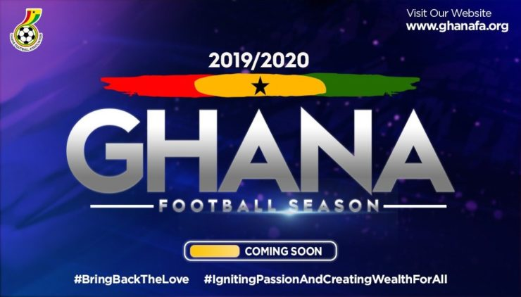 PRESS RELEASE: GFA TO LAUNCH 2019/2020 FOOTBALL SEASON
