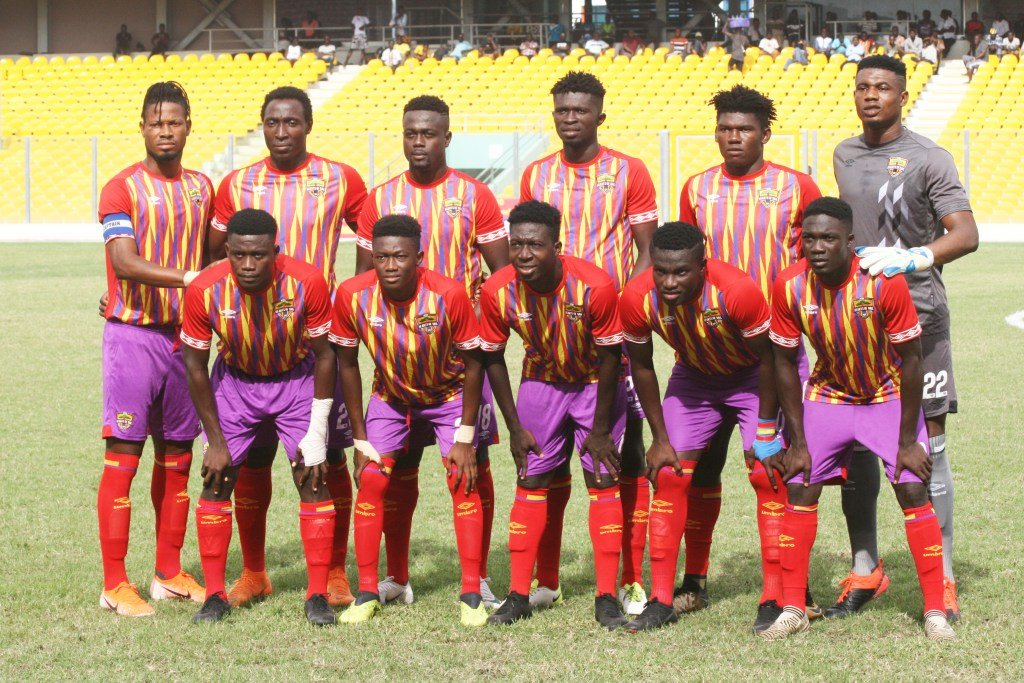 Giants Hearts of Oak sweating over Club Licensing for Accra Stadium