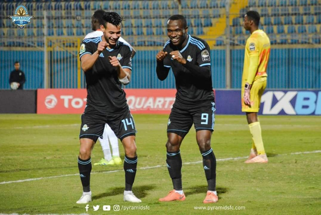 Round Up of Ghanaian players in the CAF Champions League and Confederation Cup