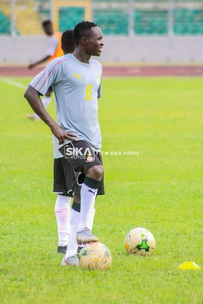 Asante Kotoko close to signing of young defender Christopher Nakai Nettey