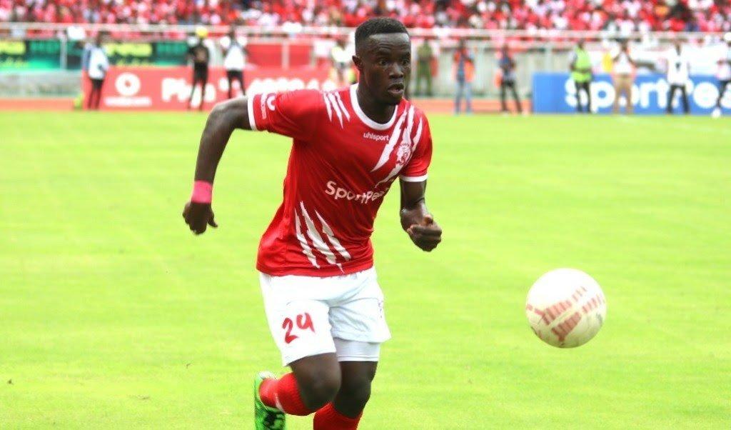Aduana Stars have signed Nicholas Gyan on a three-year deal