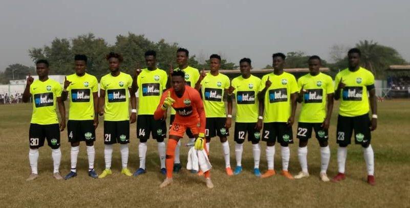 2019/20 Ghana Premier League: Week 2 Match Report - Eleven Wonders FC 0-1 Dreams FC