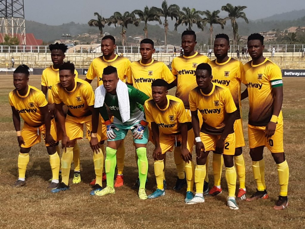 2019/20 Ghana Premier League: Week 3 Match Report - AshantiGold SC 2-0 Eleven Wonders FC