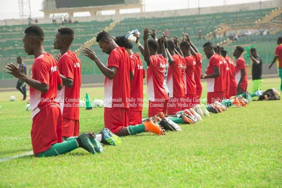 2019/20 Ghana Premier League: Week 2 Match Preview - Eleven Wonders FC vs. Dreams FC