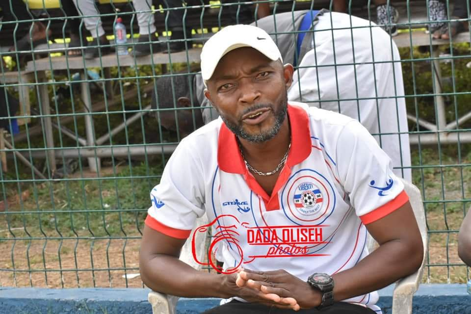 Liberty Professionals coach David Ocloo pleased with team's effort despite defeat to Hearts of Oak