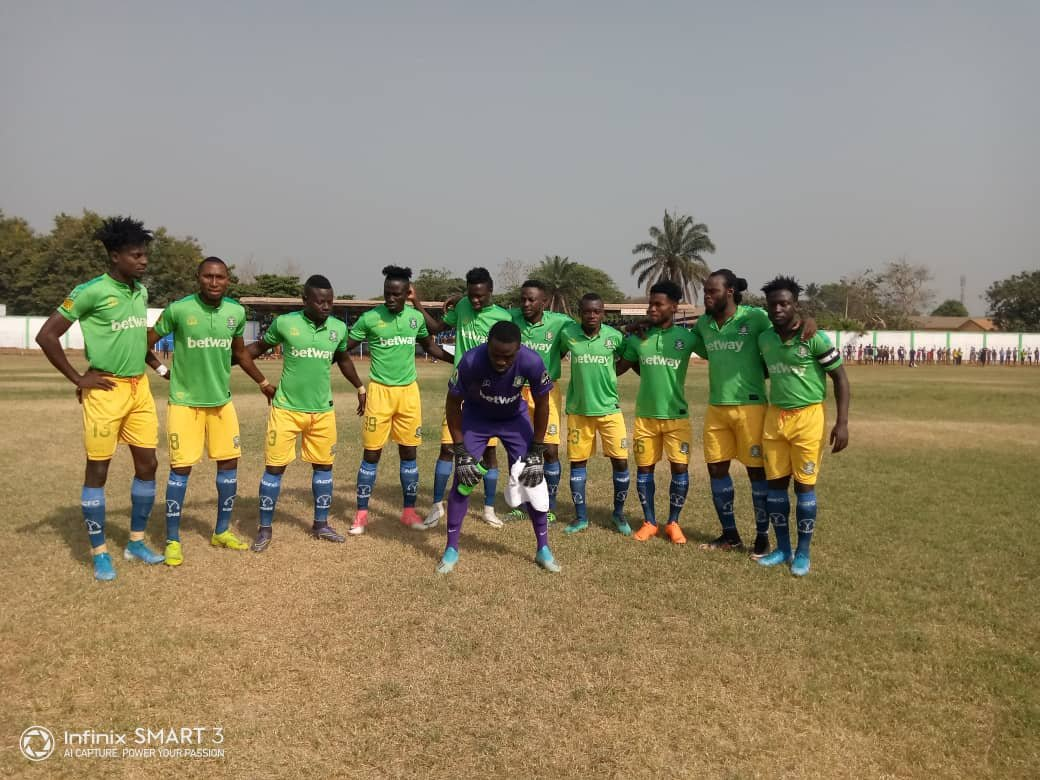 2019/20 Ghana Premier League: Week 5 Match Preview - Aduana Stars vs. Legon Cities FC