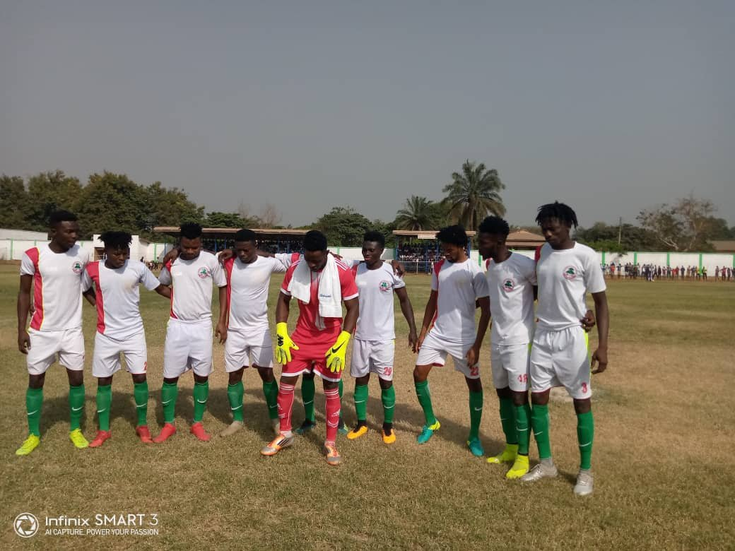 2019/20 Ghana Premier League: Week 10 Match Report - Eleven Wonders FC 2-1 King Faisal Babes