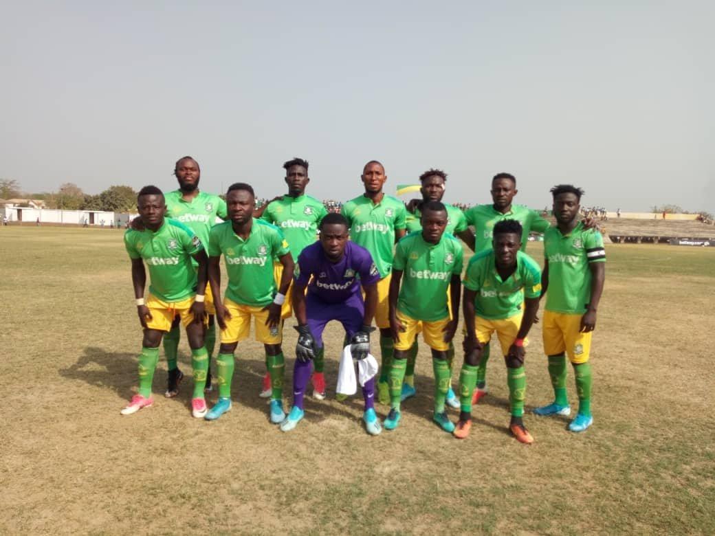 2019/20 Ghana Premier League: Week 5 Match Report - Aduana Stars 2-0 Legon Cities FC