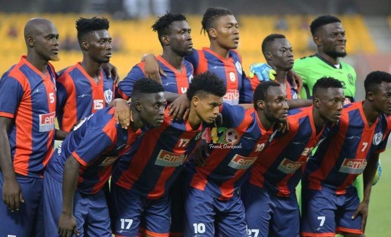 2019/20 Ghana Premier League: Week 4 Match Preview - Legon Cities FC vs. AshantiGold SC