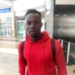 Nicholas Gyan lands in South Africa for Black Leopards assessment