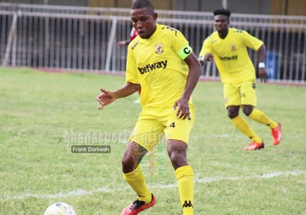 Aduana Stars have completed the signing of former AshantiGold SC captain Joshua Tijani