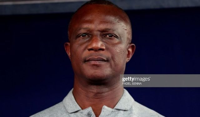 Kwesi Appiah has been linked with the vacant Sudan national team job