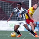 Youngster Alfredo Agyemang makes Scottish Cup debut