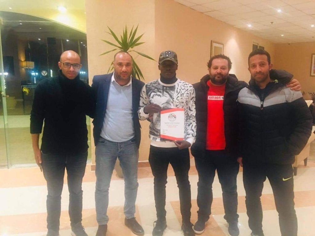 EXCLUSIVE: Aswan SC sign Ghanaian midfielder Solomon Mensah