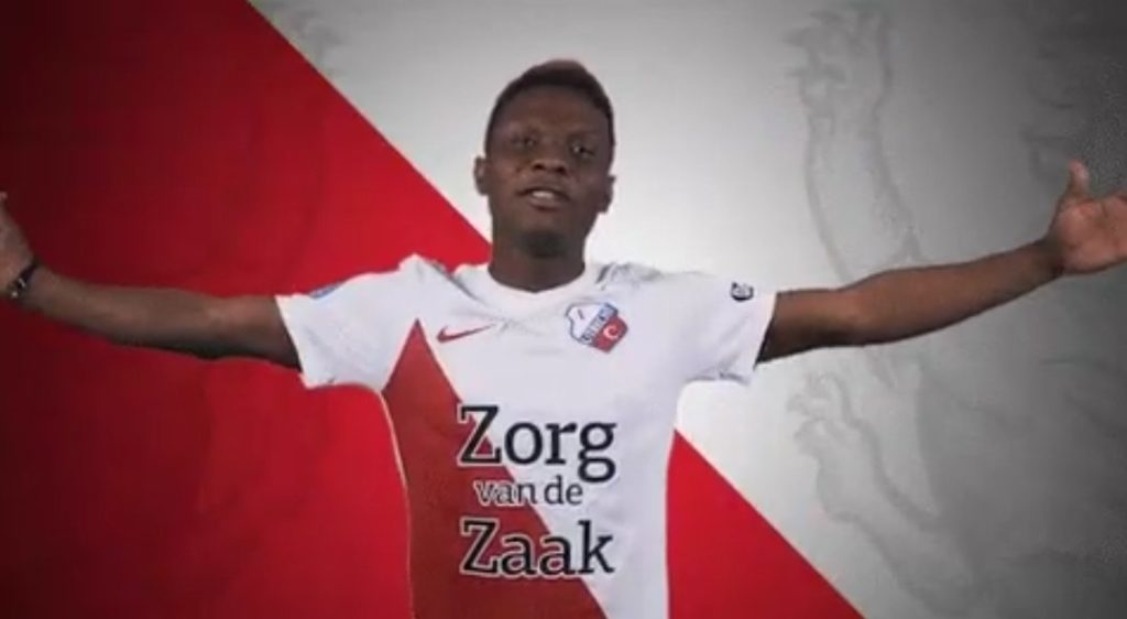 Issah Abass climbs off bench to score in FC Utrecht 3-3 draw with PEC Zwolle in the Eredivisie