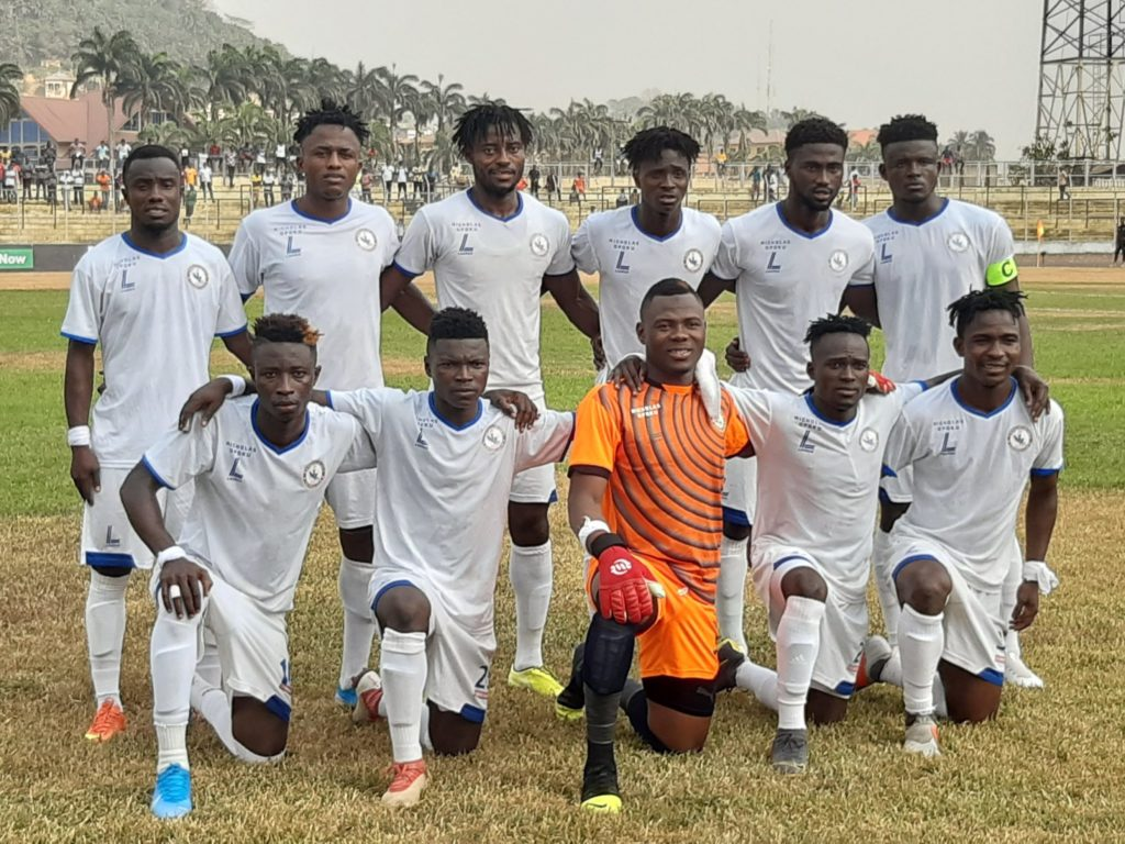 2019/20 Ghana Premier League: Week 8 Match Preview - Berekum Chelsea vs. Karela United FC