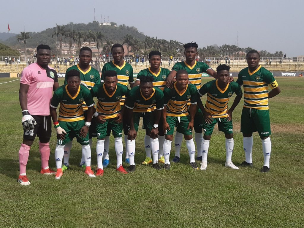 2019/20 Ghana Premier League: Week 10 Match Report - Ebusua Dwarfs 2-1 Karela United FC