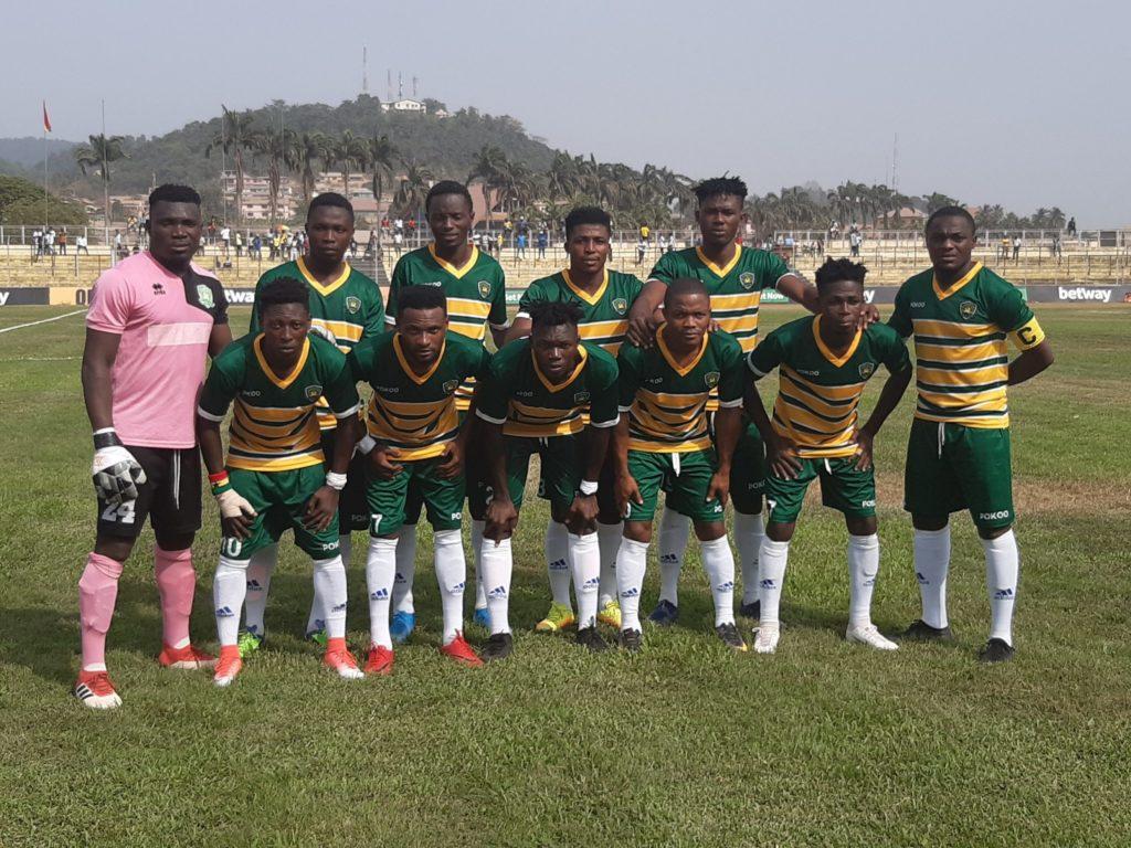 2019/20 Ghana Premier League: Week 10 Match Preview - Ebusua Dwarfs vs. Karela United FC