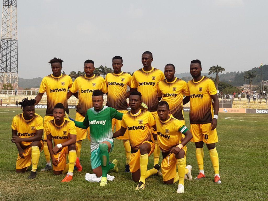 2019/20 Ghana Premier League: Week 11 Match Preview - AshantiGold SC vs. Dreams FC