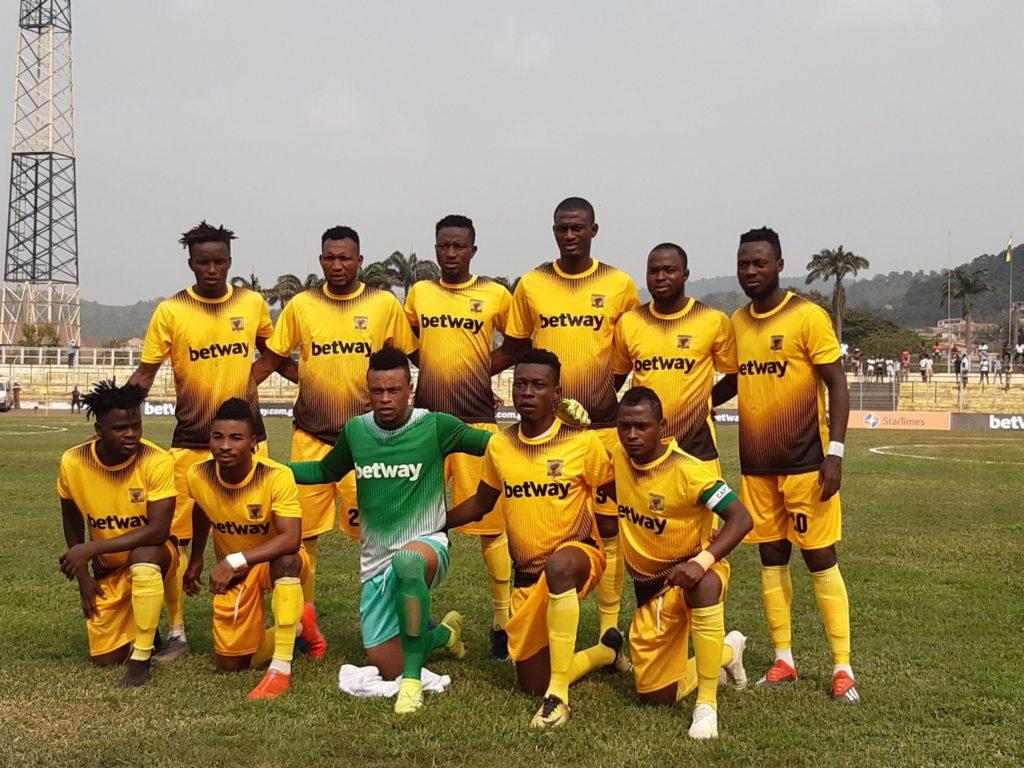 2019/20 Ghana Premier League: Week 9 Match Report - AshantiGold SC 1-0 Liberty Professionals