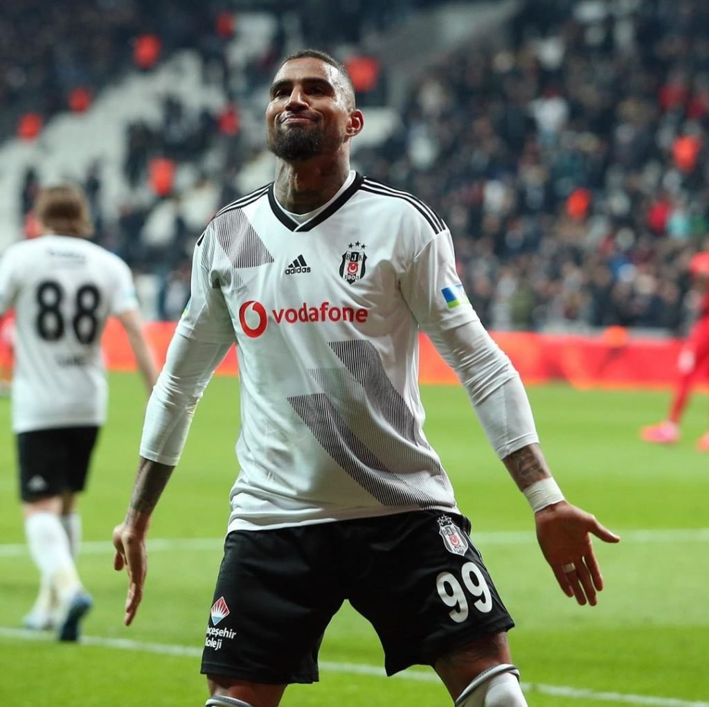 Kevin-Prince Boateng in full praise of Besiktas new manager Sergen Yalçın