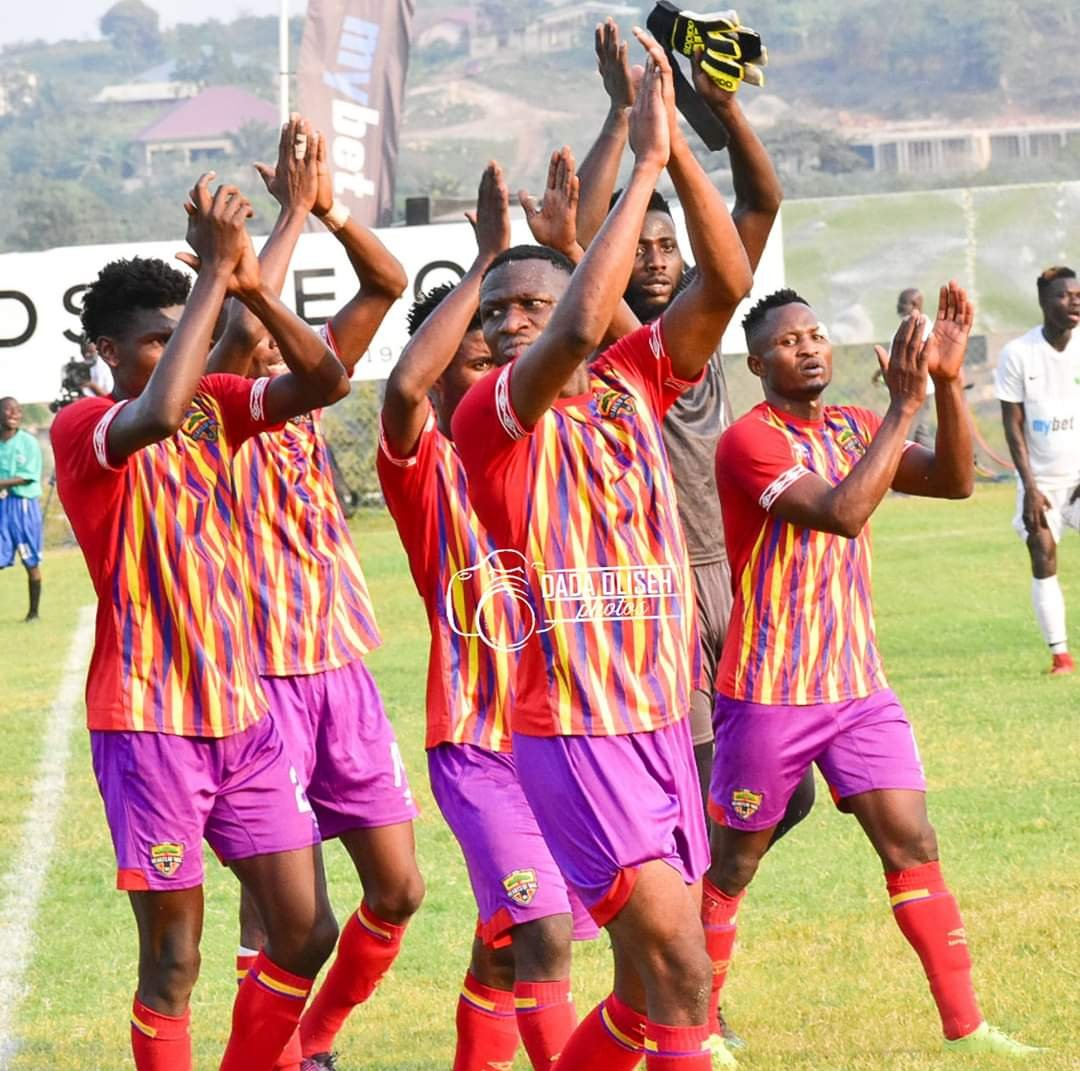 2019/20 Ghana Premier League: Week 8 Match Preview - Hearts of Oak vs. AshantiGold SC