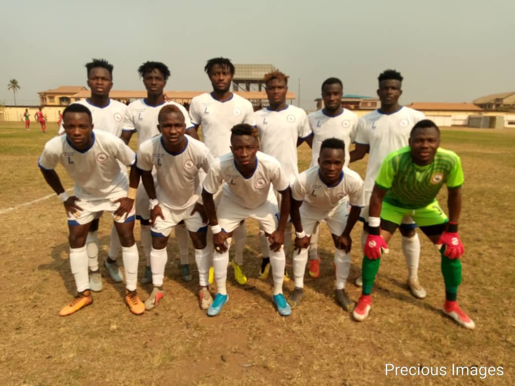 2019/20 Ghana Premier League: Week 8 Match Report - Berekum Chelsea 1-0 Karela United