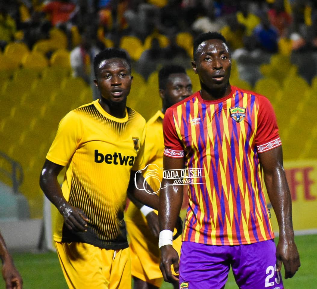2019/20 Ghana Premier League: Week 8 Match Report - Hearts of Oak 0-0 AshantiGold SC