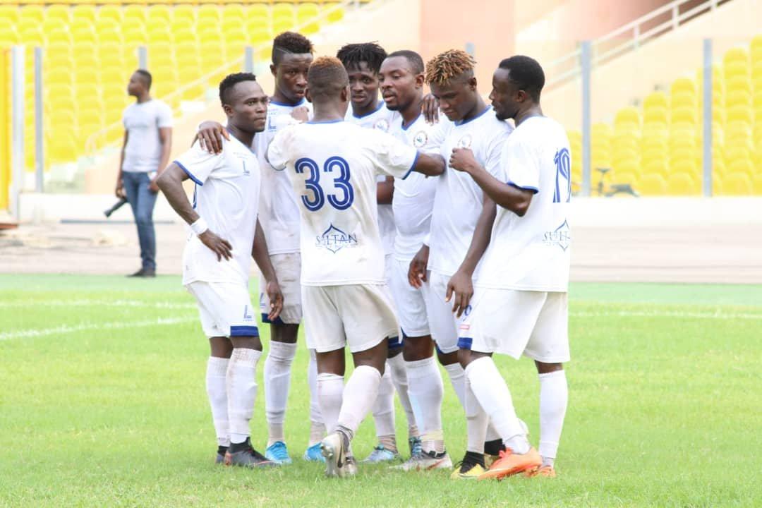 2019/20 Ghana Premier League: Week 11 Match Reports - Great Olympics 0-1 Berekum Chelsea