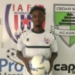 Fard Ibrahim signs improved deal at Inter Allies FC