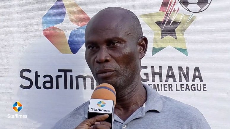 "Aduana Stars coach Tandoh facing sack over ""disparaging"" comments"