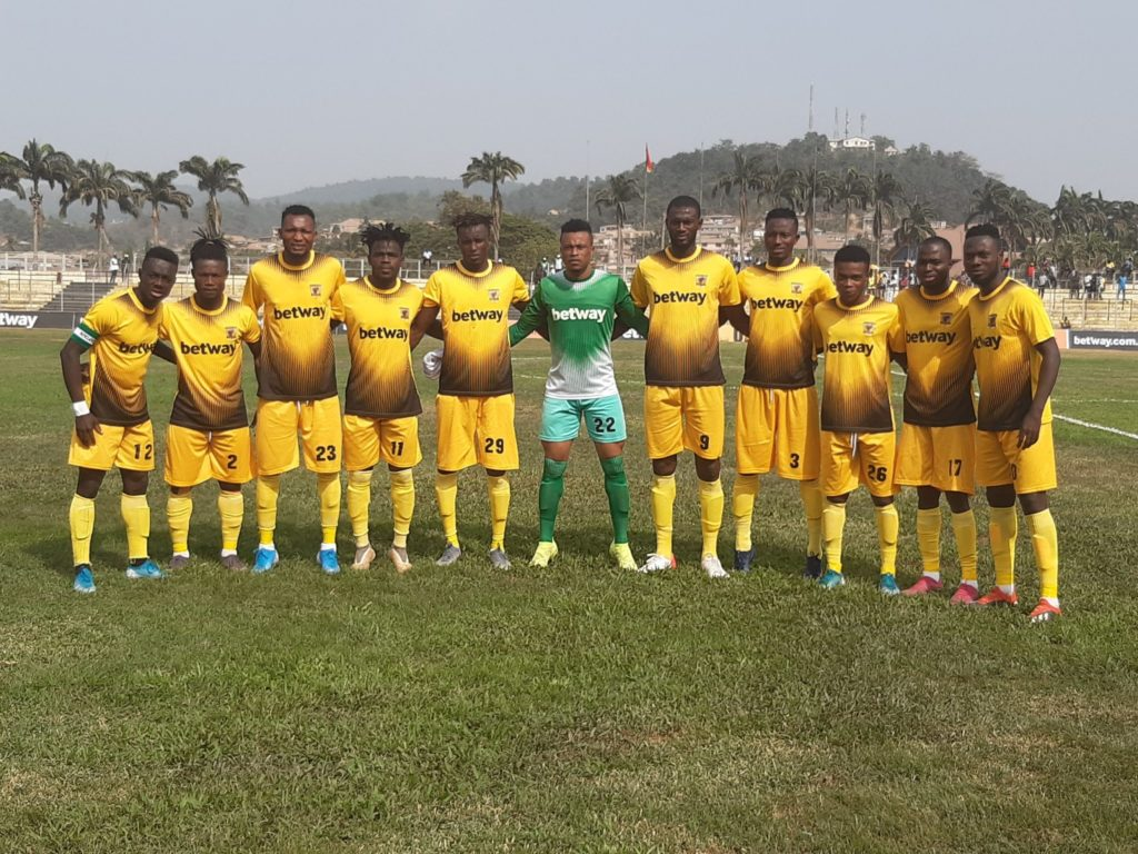 2019/20 Ghana Premier League: Week 14 Match Preview - AshantiGold SC vs. Bechem United