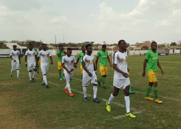 2019/20 Ghana Premier League: Week 13 Match Report - Aduana Stars 0-0 AshantiGold SC