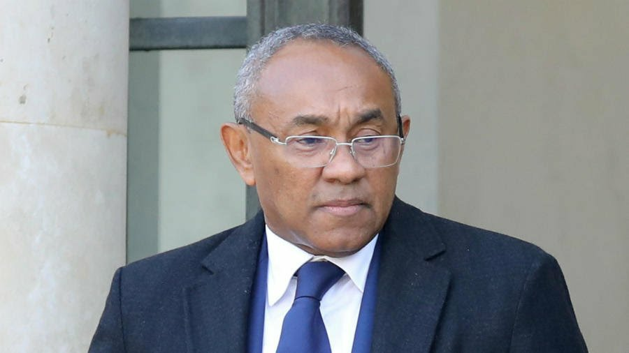 CAF president Ahmad Ahmad affirms the suspension of all continental competitions due to coronavirus