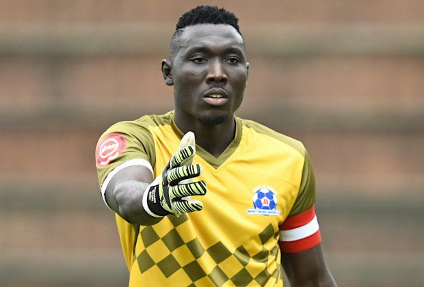 Maritzburg United identify replacement for captain Richard Ofori