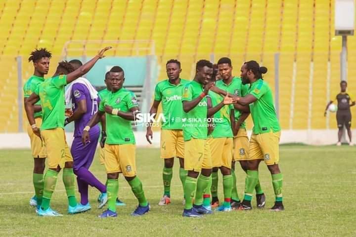 2019/20 Ghana Premier League: Week 13 Match Preview - Aduana Stars vs. AshantiGold SC