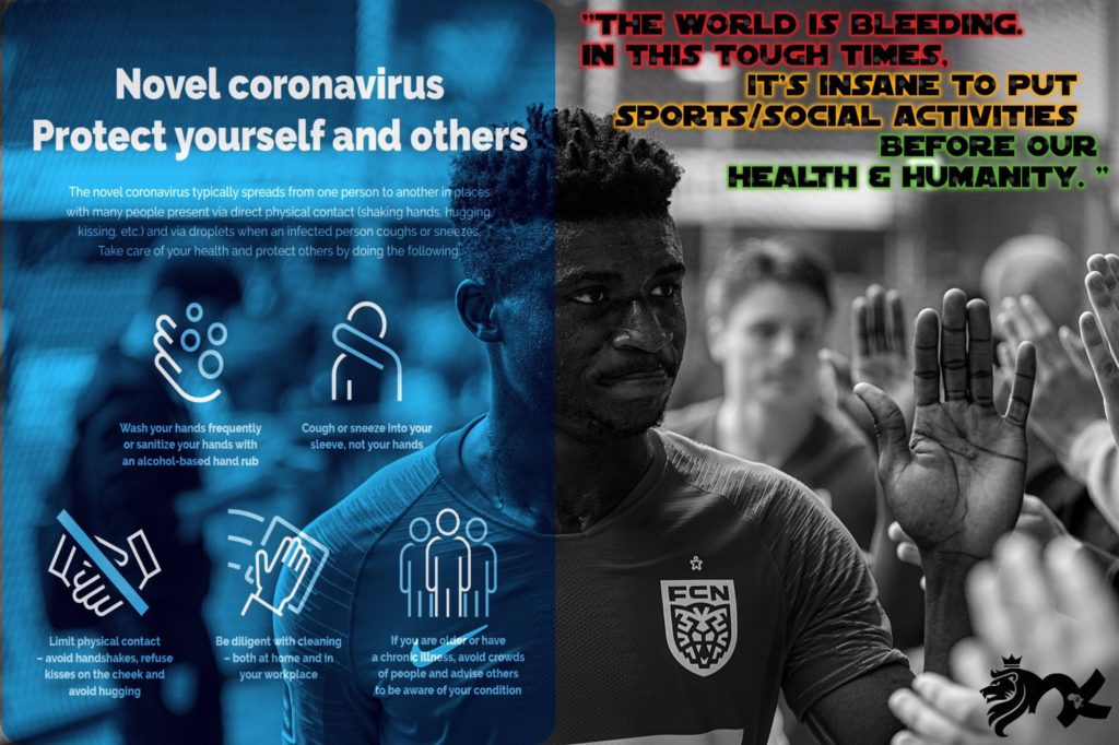 Video: Ghana prodigy Mohammed Kudus produces 'most powerful' coronavirus message